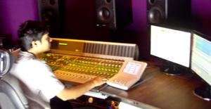 Audio Suite in use