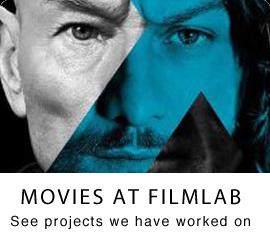 Filmlab | ONE FRAME AHEAD Digital Post, Audio and Film